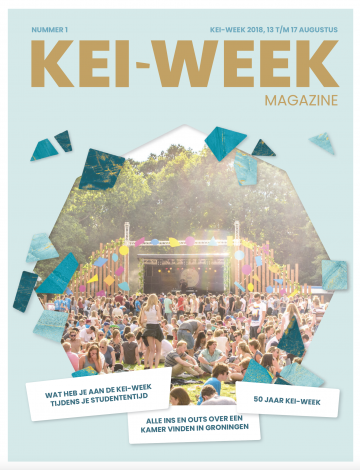 Eerste KEI-magazine nu online te lezen!