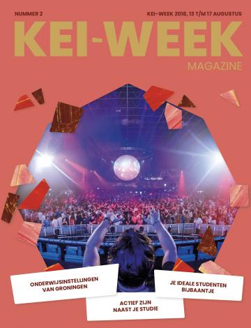 Tweede KEI-magazine nu online te lezen!
