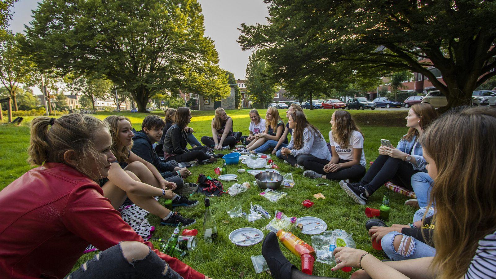 'Meatless Monday': Duizenden studenten starten hun studietijd met aandacht voor duurzaamheid