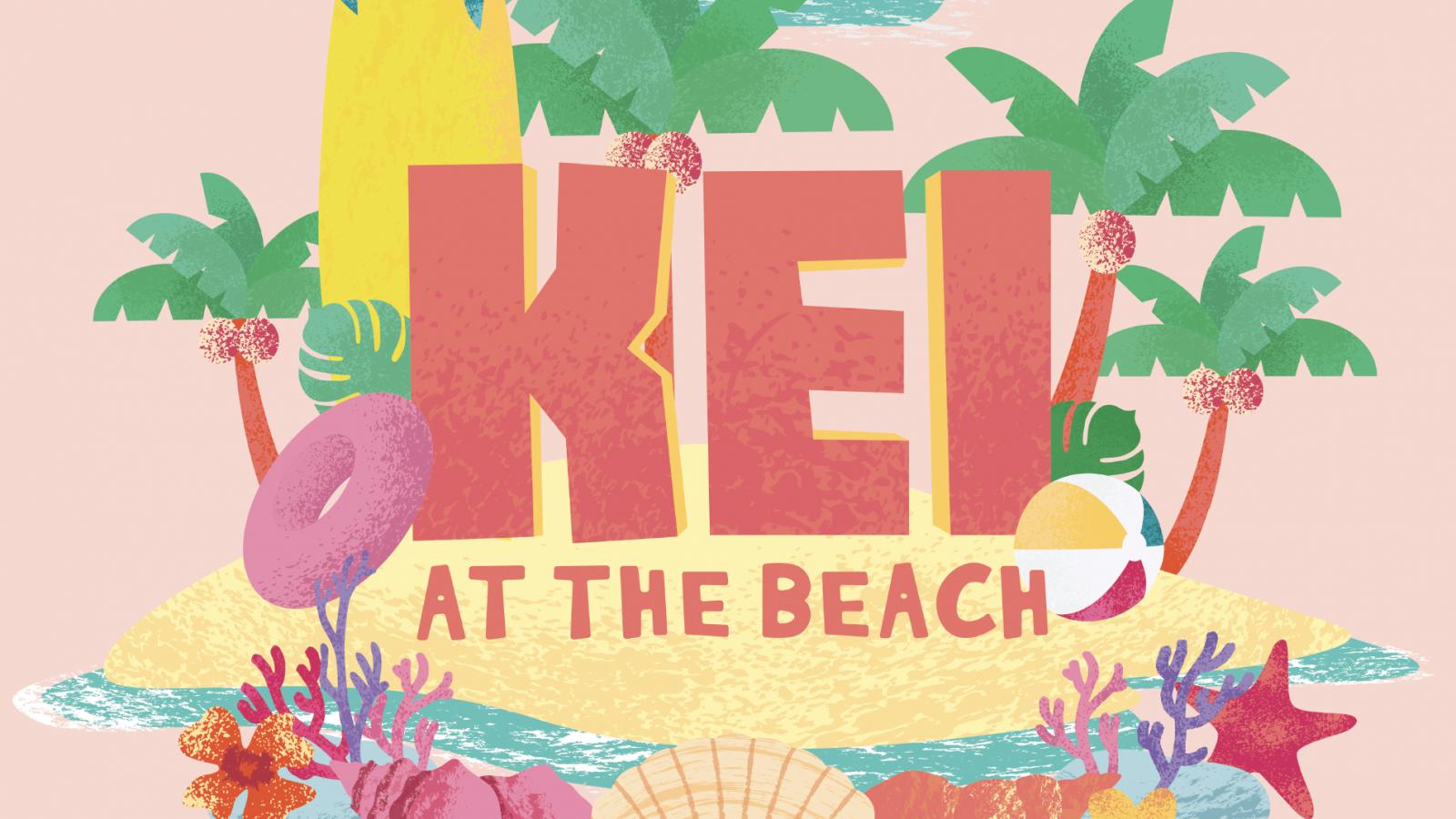 Lustrumfestival: KEI at the Beach!