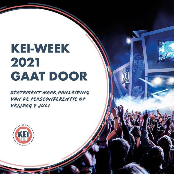 KEI-week 2021 gaat door!