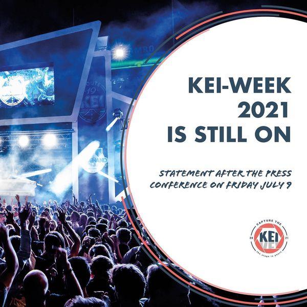 KEI-week 2021 is still on!